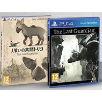 The Last Guardian (Exclusive Launch Edition) PS4 Game