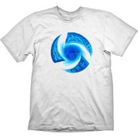 Heroes of the Storm Nexus Logo Men's Large T-Shirt - White