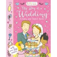 My Day at a Wedding Activity and Sticker Book