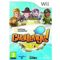 National Geographic Challenge Game
