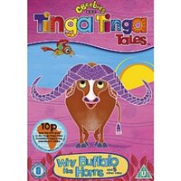 Tinga Tinga Tales Why Buffalo Has Horns DVD