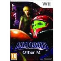 Metroid Other M Game