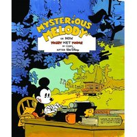 Mickey Mouse Mysterious Melody Hardcover