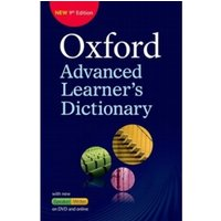 Oxford Advanced Learners Dictionary Paperback + DVD-ROM With online access by Oxford University Press (Mixed media product,...