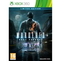 Murdered Soul Suspect Limited Edition Xbox 360 Game