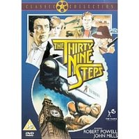 Thirty Nine Steps DVD