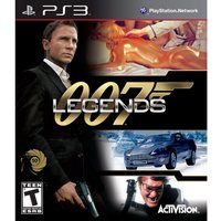 James Bond 007 Legends Game PS3 (#)