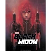 Marvel's The Black Widow Creating the Avenging Super-Spy Hardcover