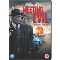 Meeting Evil DVD