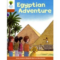 Oxford Reading Tree: Level 8: More Stories: Egyptian Adventure by Roderick Hunt (Paperback, 2011)