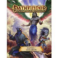 Pathfinder Campaign Setting Faiths of Golarion