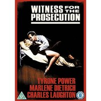 Witness for the Prosecution (1957) DVD