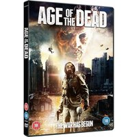 Age Of The Dead DVD