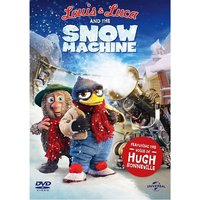 Louis And Luca And The Snow Machine DVD