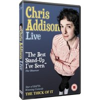 Chris Addison Live DVD