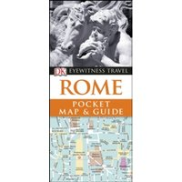 Rome Pocket Map and Guide