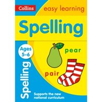 Spelling Ages 5-6: New Edition