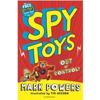 Spy Toys: Out of Control!