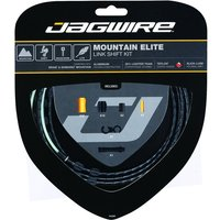 Jagwire Mountain Elite Link Shift Cable Kit Black