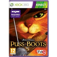 Kinect Puss in Boots Game