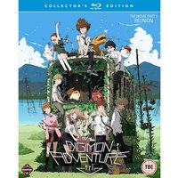 Digimon Adventure Tri: The Movie Part 1 - Collectors Edition Blu-ray