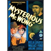 Mysterious Mr Wong DVD Region Free