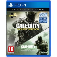 Call Of Duty Infinite Warfare Legacy Edition PS4 Game