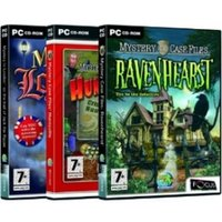 Mystery Case Files Triple Pack Games