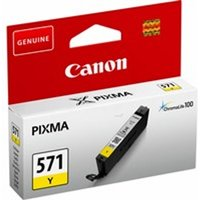 Canon 0388C001 (571 Y) Ink cartridge yellow, 323 pages, 7ml