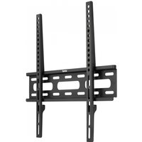 Hama FIX TV Wall Bracket 1 star XL 142cm (56) Black