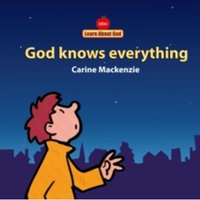God Knows Everything Board Book