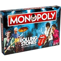 The Rolling Stones Monopoly Board Game