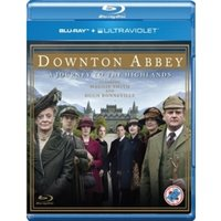 Downton Abbey A Journey To The Highlands Blu Ray UV Copy