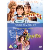 Matilda / A Simple Wish DVD