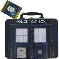Top Trumps Doctor Who Tardis Collectors Tin