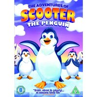 Adventures Of Scooter The Penguin DVD