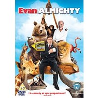 Evan Almighty DVD