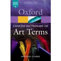 The Concise Oxford Dictionary of Art Terms