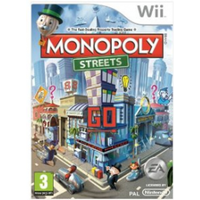 Monopoly Streets Game