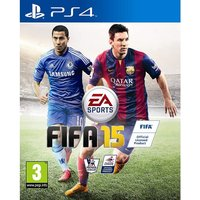 'Fifa 15 Ps4 Game [used]