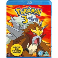 Pokemon 3: The Movie Blu-ray