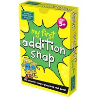 My First Addition Snap Card Game