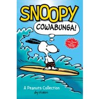 Snoopy: Cowabunga! (PEANUTS AMP! Series Book 1) : A Peanuts Collection : 1