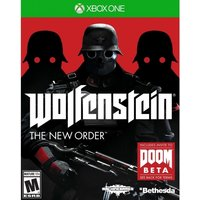 Wolfenstein The New Order Game Xbox One