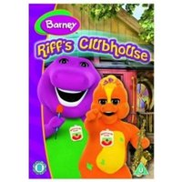Barney Riff's Clubhouse DVD