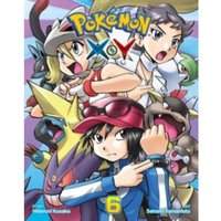 Pokemon X*Y, Vol. 6 : 6