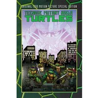Teenage Mutant Ninja Turtles Original Special Edition Hardcover Special Edition