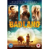 Bad Land: Road To Fury DVD