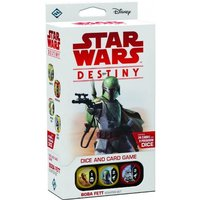 Star Wars Destiny Boba Fett Starter Set