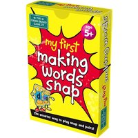 My First Making Words Snap Card Game
